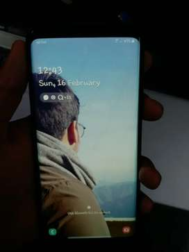 samsung galaxy s9+ in mint condition
