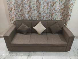 3 seater sofa with 3 cushion