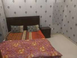 Two bed room full furnished apartment for rent in Bahria town phase 4