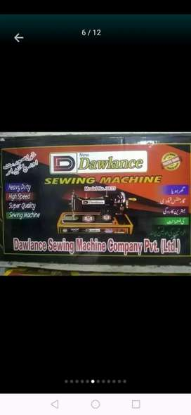 Sewing machines with warranty and delivery
