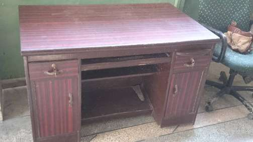 Computer Table & Chair for Sale