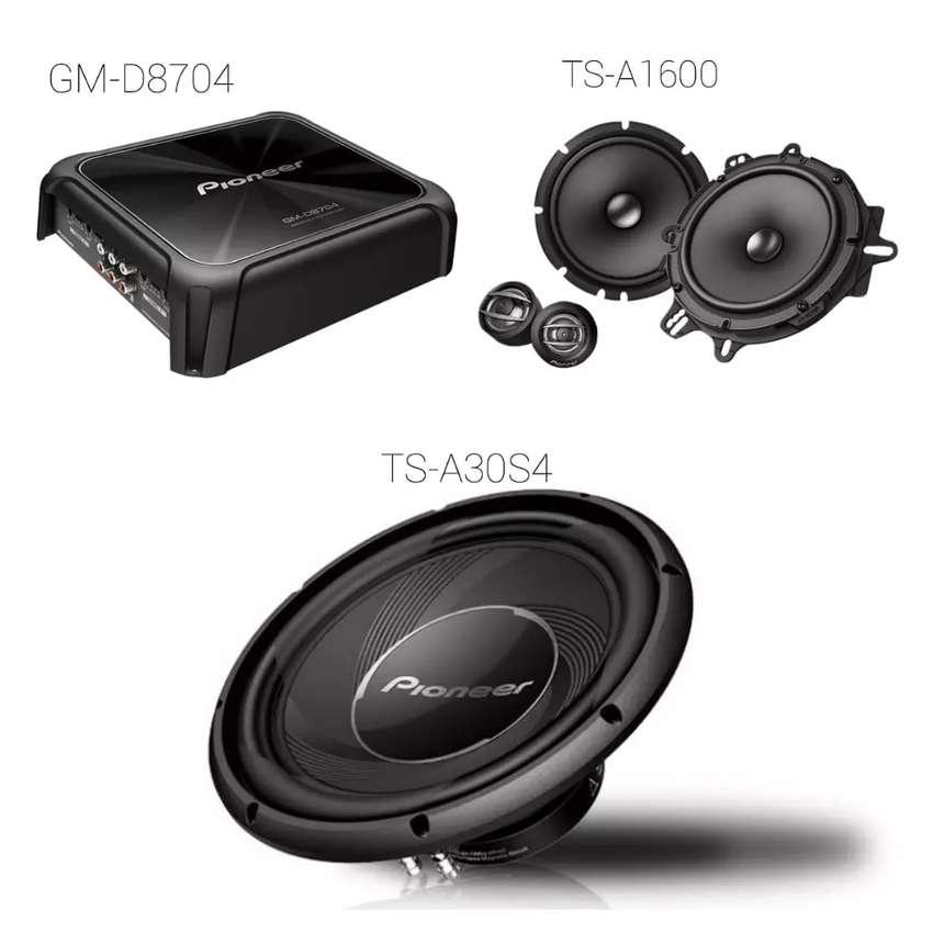 Paket sound pioneer ( Megah top ) 0