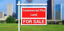 8 Marla Corner Commercial Plot CCA Phase 8 Ex Park View DHA Lahore