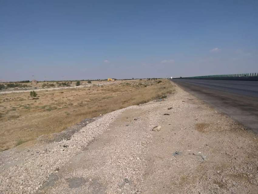 2000 acre M9 one km front main super highway M9 0