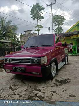 kijang super full modif