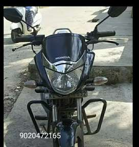 CB UNICORN GOOD CONDITION, SINGLE OWNER ALL PAPERS ARE PAKKA