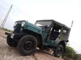 Cj3b 4×4 jeep sale