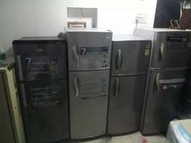 Refrigerator double door in excellent condition