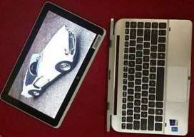 Haier laptop plus tablet 2in1 like hp dell lenovo ssd