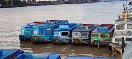 Disewakan transportasi air(Speed Boat)