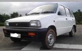 Maruti Suzuki 800 1995 Petrol Well Maintained