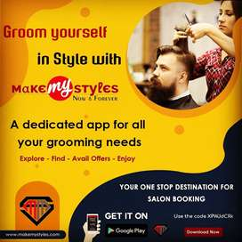 MakeMyStyles DOWNLOAD!!