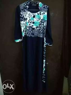 Heavy party dress and one plaso suit brand new
