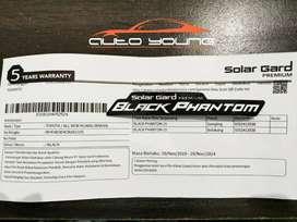 Di Sini Kaca Film Solargard Black Phantom Garansi Resmi Barcode Scan
