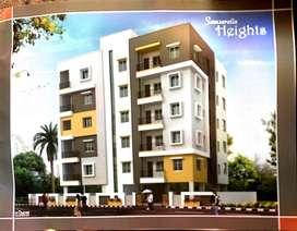 1000 sft, Corner Flat, North Facing For Sale At Kurmannapalem