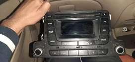 Hyundai i10 grand stereo