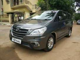 CAR DRIVER REQUIRED FOR TOYOTA INNOVA