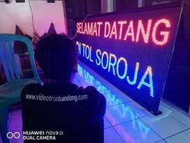 Running teks murah indo Garut kota