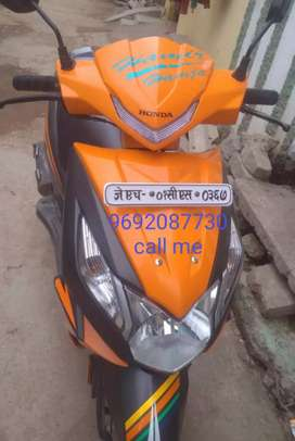 Is bike scooty good condition