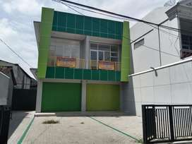 Disewakan Cepat, 2 Ruko Luas Terbaru 2,5 Lantai di Pusat Kota Sukabumi