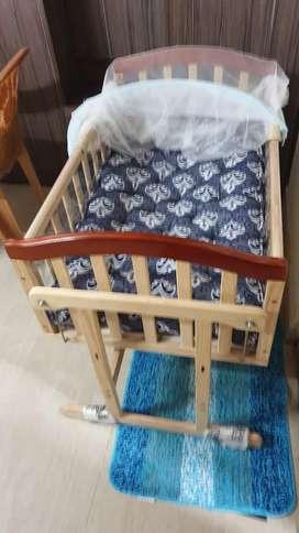 Mee Mee baby cradle