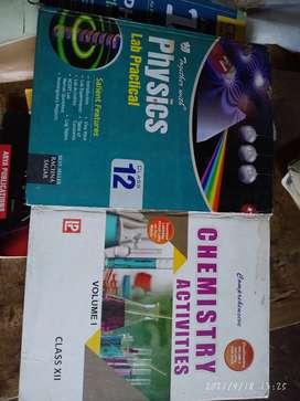Practical books chemistry physics both