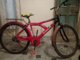 Urgent for sale  (exchange possible with mobile)original olampia cycle