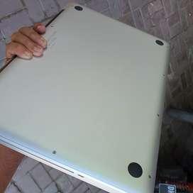 NEGO Macbook Pro 13 Inch 2012 RAM 16 GB SSD 500GB Tampak Siring