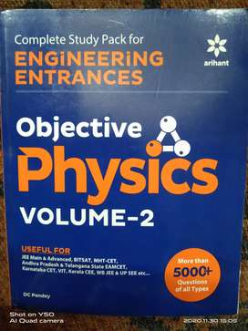 Books for  Engineering Entrances