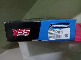 Shock YSS Gold Series Kuning Yamaha Aerox 155 Murah Like New