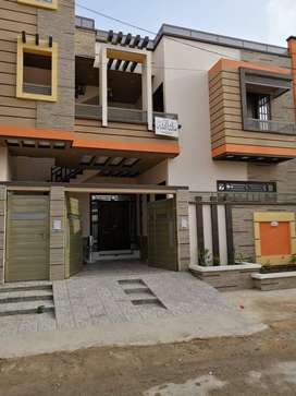 Luxury 240 yards new double story house sell in block-5, saadi town