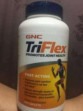 GNC TRI FLEX joint health preloved
