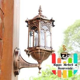 Lampu hias dinding Gantung Antik Klasik