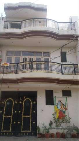 House in central market, Shastri Nagar, meerut