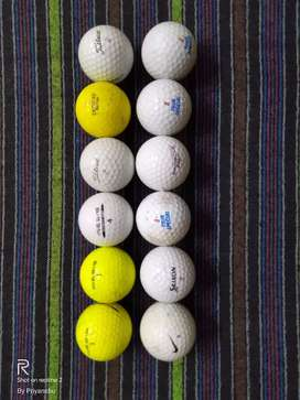 Good condition,special edition, brands- Nike, srixon, inesis, Titleist