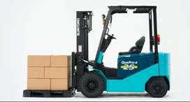 Jual Forklift Diesel Murah Padang