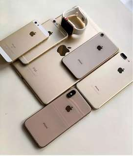 Apple models available with all accessories box & bill  All