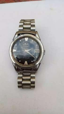 Jual jam tangan merk Mido