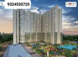 2 Bhk Spacious Home available for sale in Thane