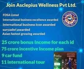 networking AWPL Asclepius Wellness