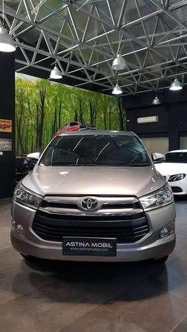 Toyota Kijang Innova 2.4 G AT Matic Solar Diesel Abu ASTINA MOBIL