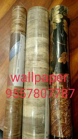 Pvc panel .wallpaper. grass and any types of interior work in Dehradun