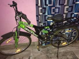 New branded 6 gear bicycle