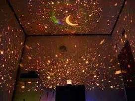 lampu star romantic