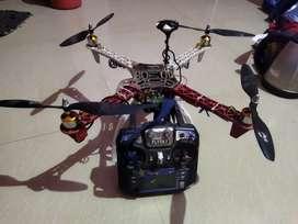 Dji nazar v2 updated home made drone..