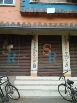 Shop for rent in main road