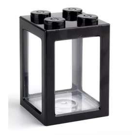 Aquarium Lego Aquarium Cupang Akrilik 11x8x8 bisa ditumpuk