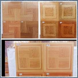 Lantai Vinyl Tile Borneo Tidak Jamuran