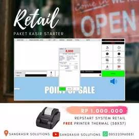 Promo Program Komputer Kasir Bonus Printer