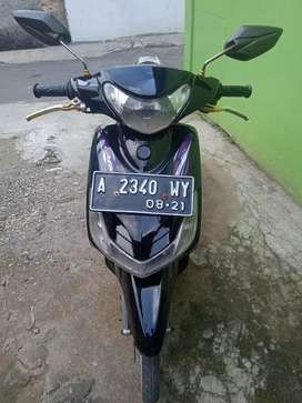 Motor Mio Smile Tahun 2011